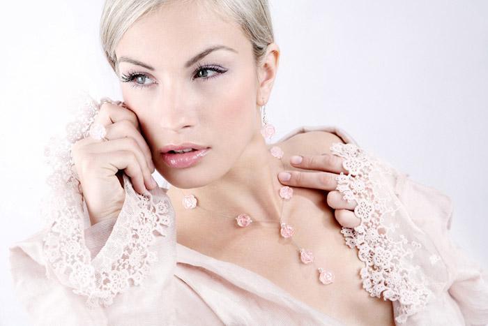 Zobacz biżuterię ślubną Agi Radziejewskiej