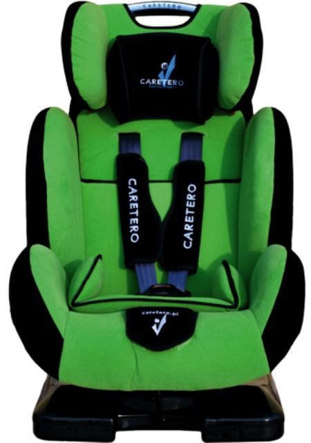 Fotelik samochodowy Caretero Diablo XL, waga dziecka 9-36kg