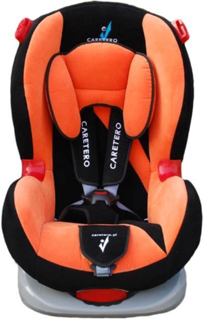 Fotelik samochodowy Caretero Ibiza, waga dziecka: 9-25kg