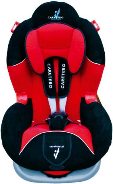 Fotelik samochodowy Caretero Sport, waga dziecka: 9-25kg
