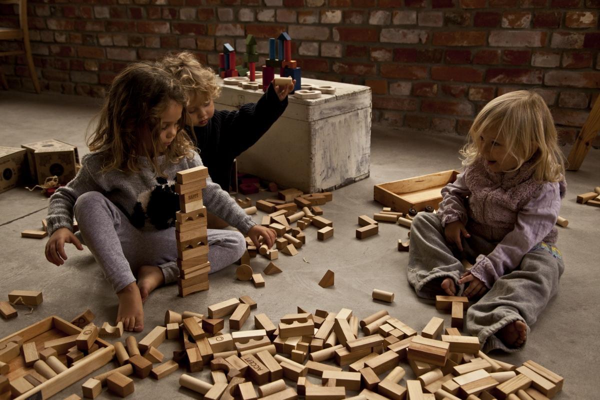 Drewniane zabawki Wooden Story