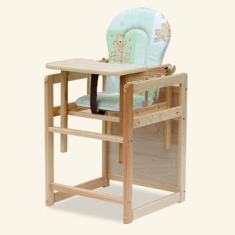 Wielofunkcyjne krzesełko do karmienia Heniek Plus, fot. Sklepik Dziecięcy