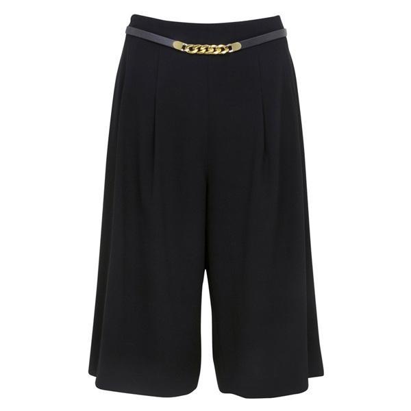 Czarne spodnie - kolekcja River Island wiosna 2014