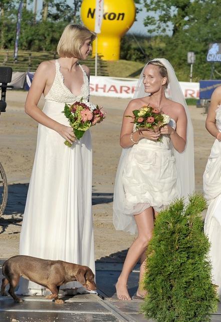 Kaja Śródka, fot. MWmedia, suknia ślubna