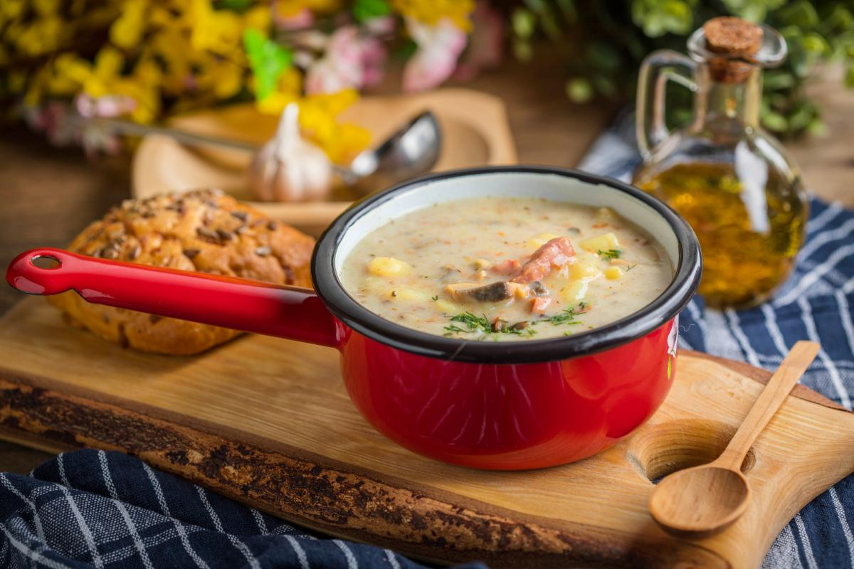 zupa chrzanowa wielkanocna