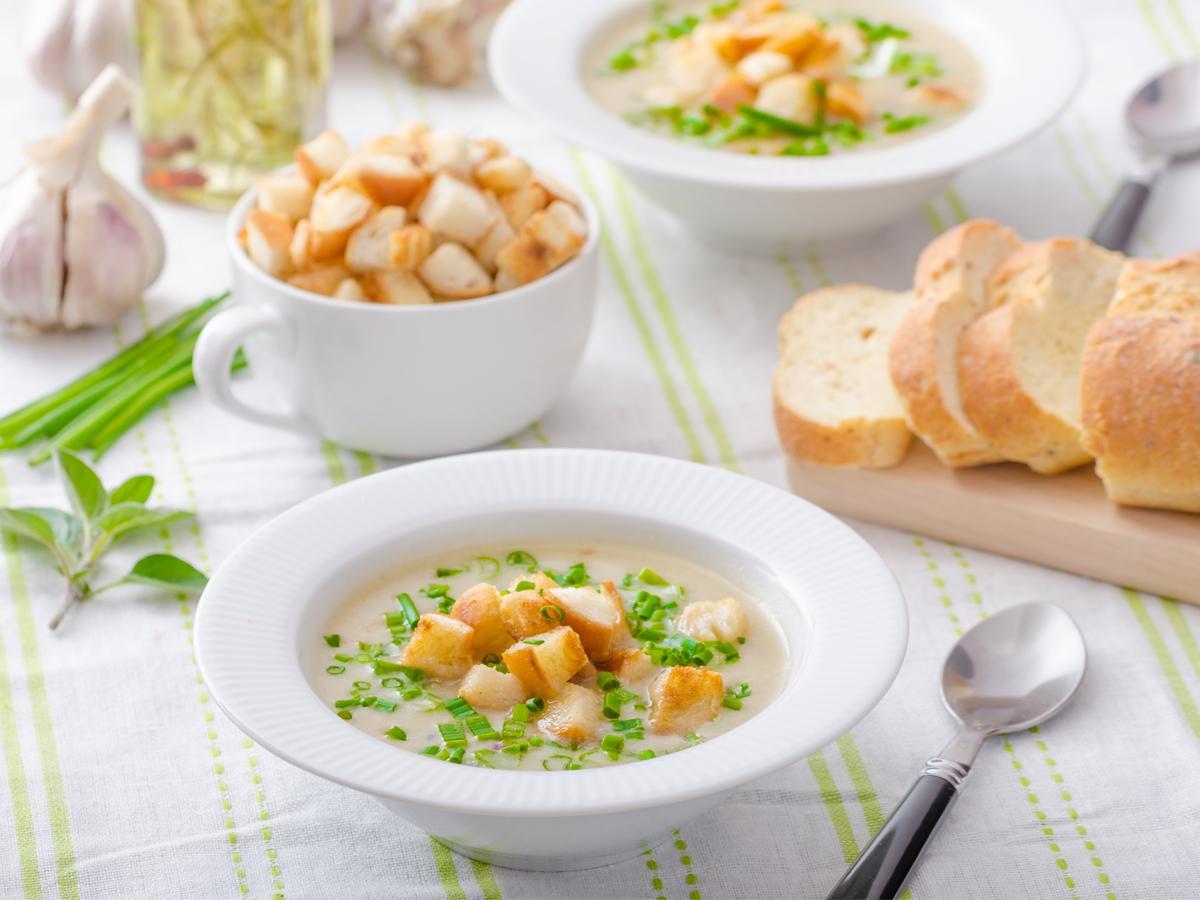 przepis na zupę krem ze szczypiorku