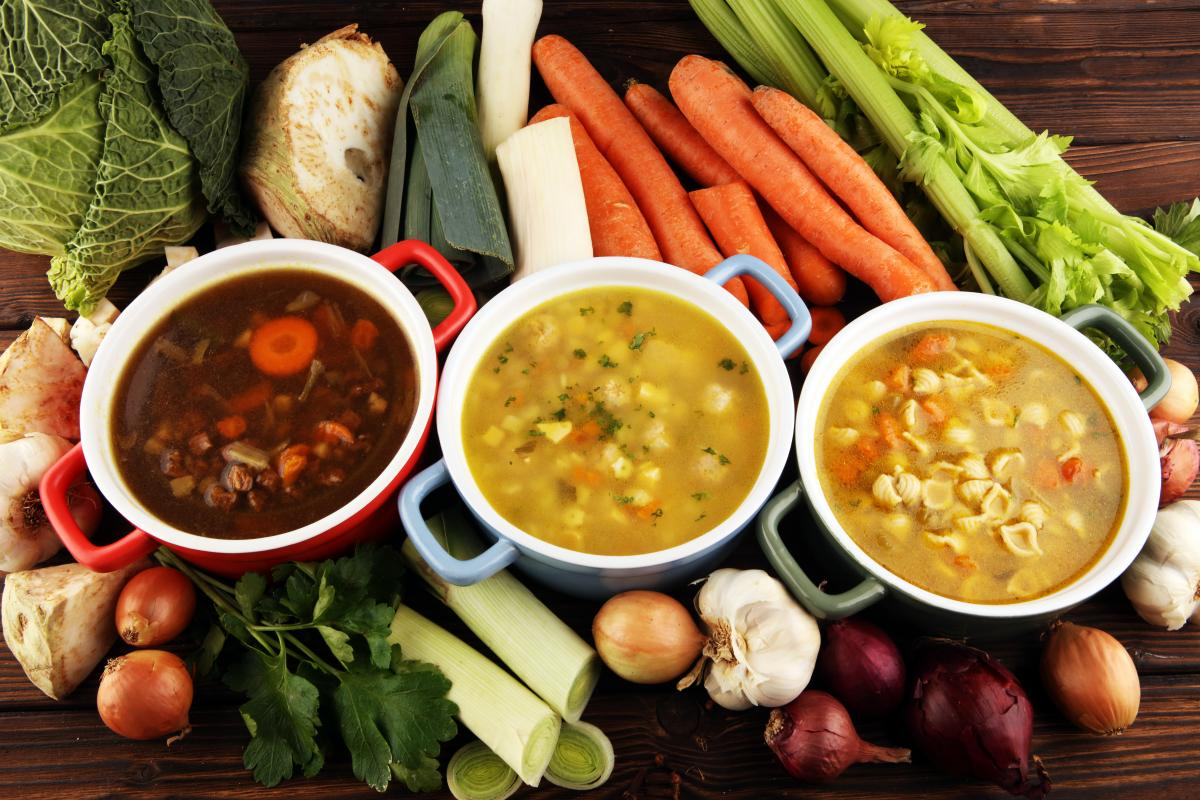 zupy na diecie
