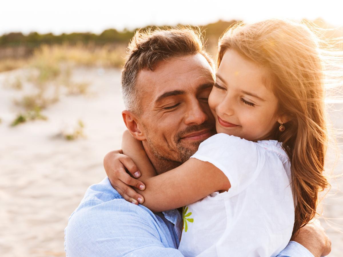 Życzenia na Dzień Taty od córki
