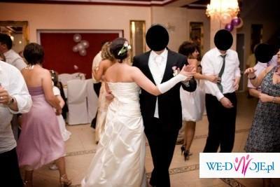 3-częściowa suknia ślubna w kolorze ecru