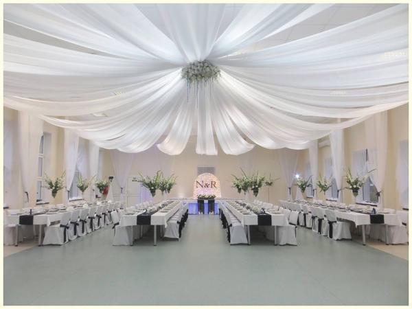 Abo Decor Dekoracje ślubne I Okolicznościowe Sal Weselnych I