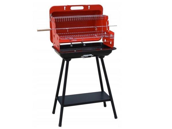 ACTIVA grill węglowy walizkowy
