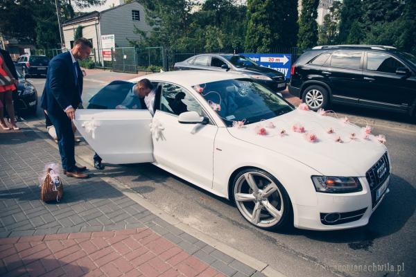 Aktualne Zdjęcia: Audi do ślubu Śląsk A5 s-line sportback, Nowe A6 C7. Baza KE21