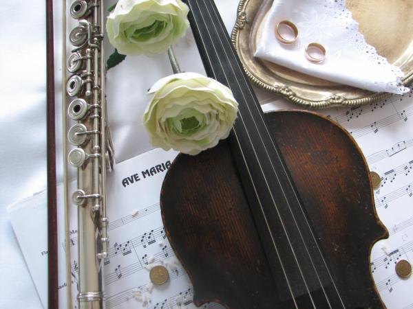 Ave Maria... Profesjonalna oprawa muzyczna ślubów