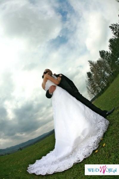 Bajeczna suknia Annais Bridal model Rita