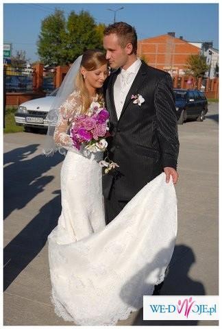 bajeczna suknia ślubna PRONOVIAS model ORANGE