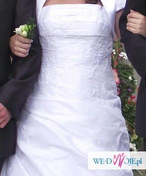 Ciążowa Suknia ślubna Suknie ślubne Zdjęcie 1 Ogłoszenie