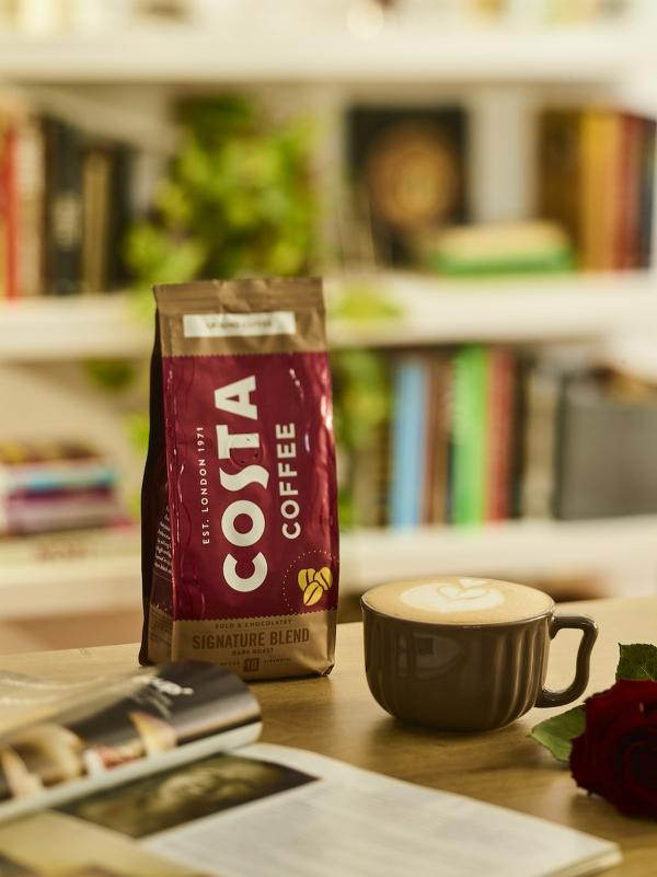 costa coffee home edition