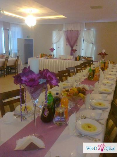 Dekoracje ślubne & Atrakcje weselne