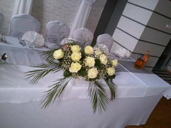 Zdjęcia Dekoracje ślubne Orchidea Baza Firm ślub Wesele Chełm