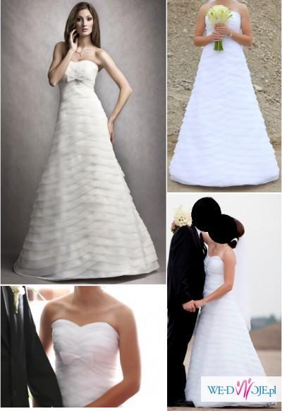 Do sprzedania zjawiskowa suknia ślubna!
