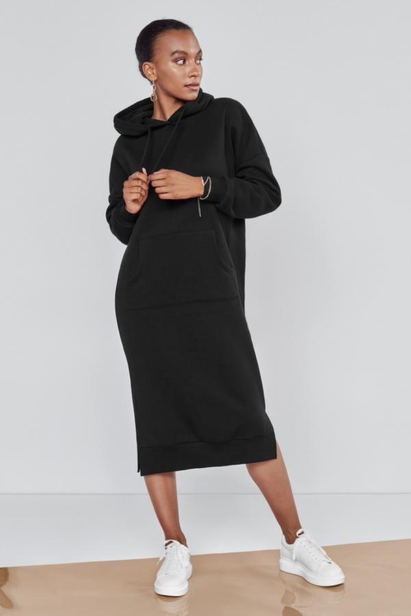 dresowa sukienka z Mohito