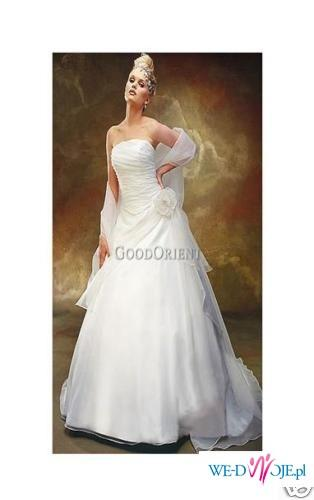 dwie suknie ślubne(nowe)