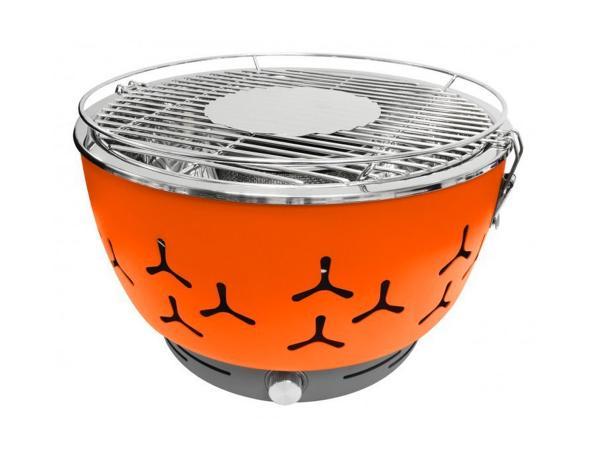 Grill węglowy bezdymny GO - BBQ