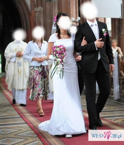Jak mgiełka - suknia ślubna Agnes 1734