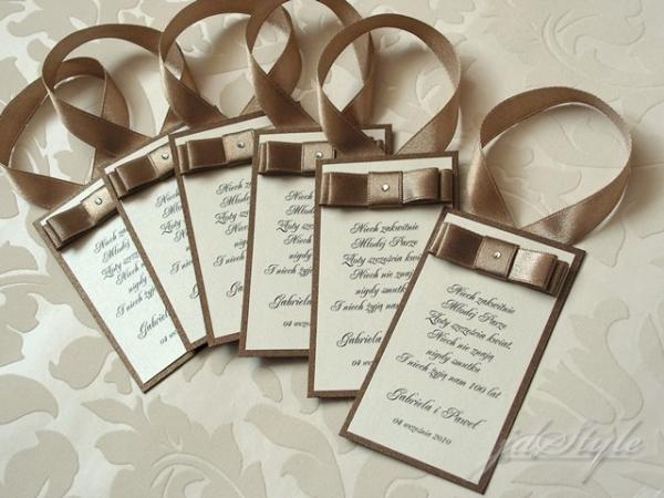 Zdjęcia Jdstyle Zaproszenia ślubne I Dodatki Weselne Baza Firm