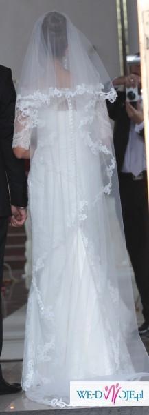 KOLEKCJA 2014! Suknia Slubna PRONOVIAS LA SPOSA MULLET