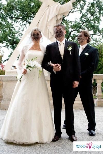 Koronkowa suknia ślubna Classa