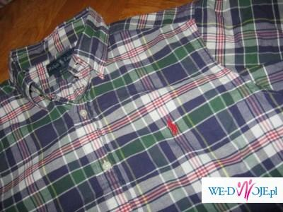 1eecd2185ee07c Koszula Ralph Lauren CLASSIC FIT USA M - Odzież męska - Zdjęcie 1 ...