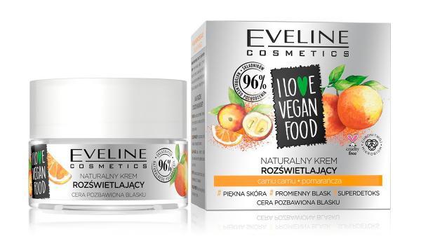 Krem Eveline i love food