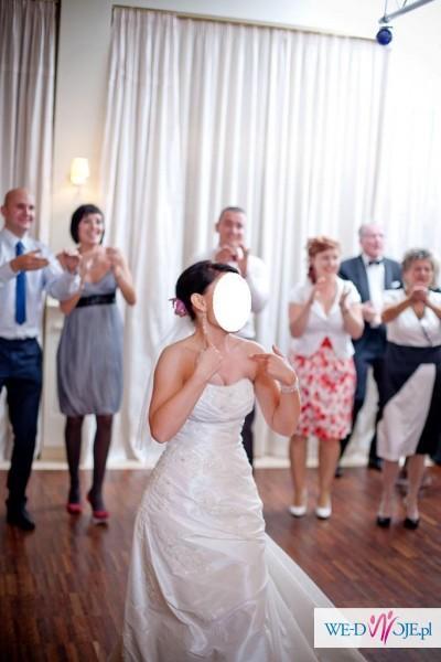 MADONNA- Wyjątkowa suknia ślubna