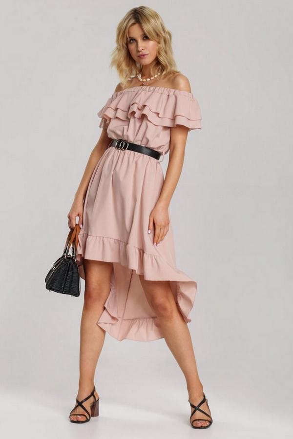mixi sukienka hiszpanka w stylu Małgosi Rozenek