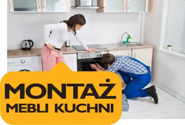 Zdjecia Montaz Mebli Kuchennych Skladanie Kuchni Ikea Skrecanie