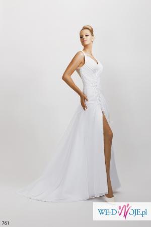 NAJpiękniejsza suknia śłubna!!