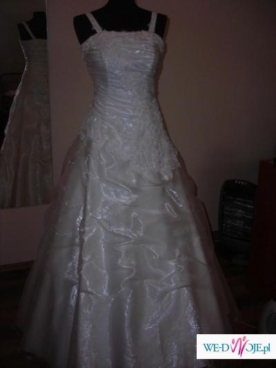 Nowa Nie Używana Suknia ślubna Suknie ślubne Zdjęcie 1