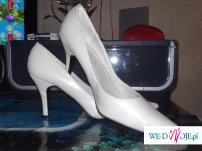 nowe śliczne buty na ślub lub impeze TANIO!!!!!!