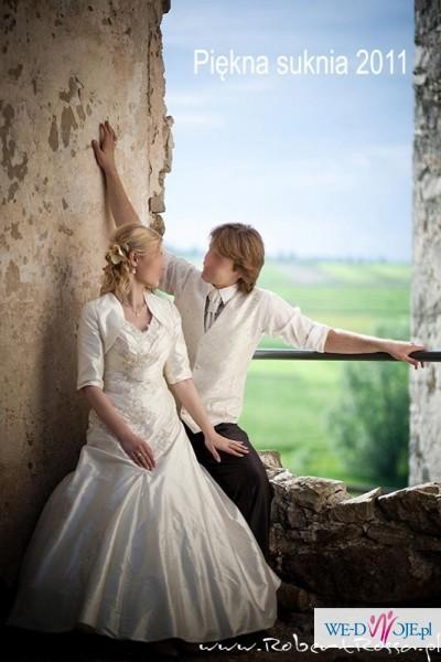 oddam  suknię ślubną w dobre ręce