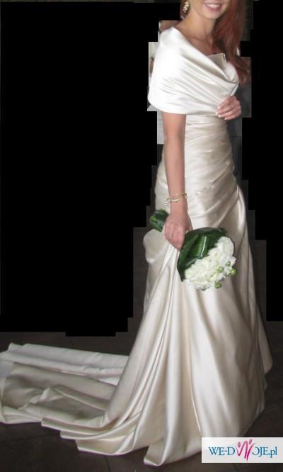 OKAZJA!!! bajeczna suknia HAITI