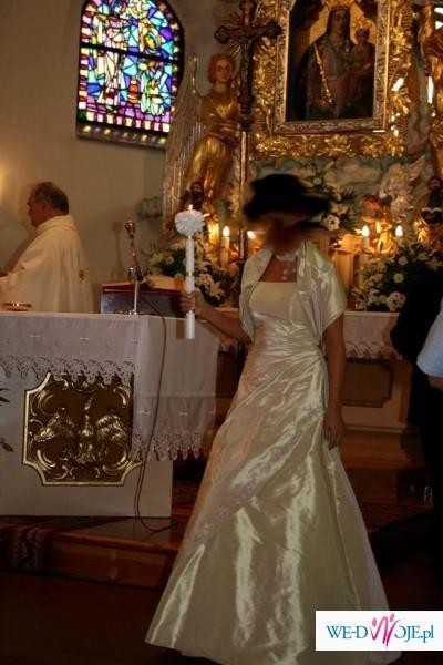 oryginalna suknia Slubna