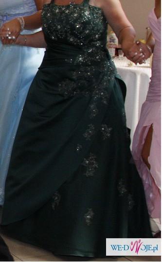 49ca0be10c piękna suknia balowa - Suknie wieczorowe - Zdjęcie 1 - Ogłoszenie ...