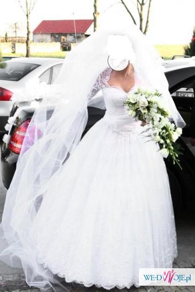 Piękna Suknia ślubna Różności ślub Wesele Zdjęcie 1