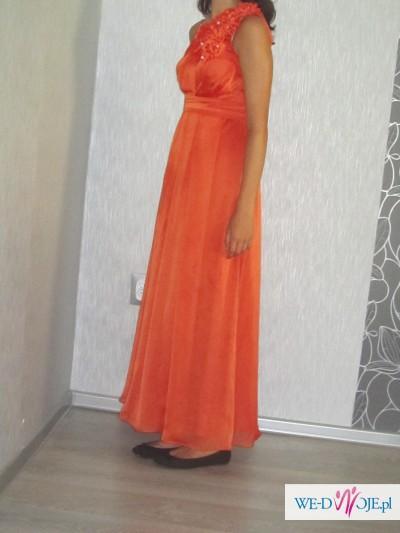 b0a051a87e Piękna suknia wieczorowa .! Długa - Suknie wieczorowe - Zdjęcie 1 ...