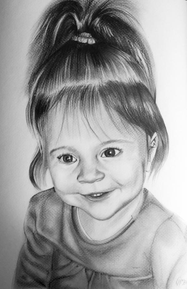 Portret Karykatura na prezent
