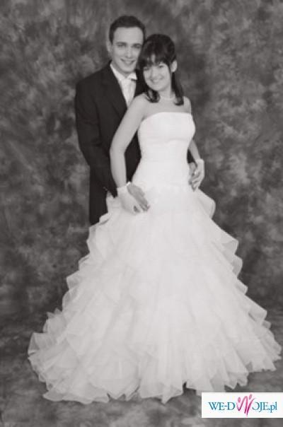 Przepiękna suknia ślubna, model 2006