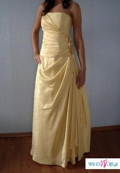 b19656d92b Prześliczna suknia wieczorowa - Suknie wieczorowe - Zdjęcie 1 ...