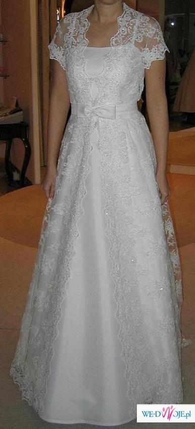 ROCCA suknia ślubna z salonu MArgarett
