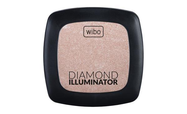 Rozświetlacz Diamond Illuminator Wibo opinie